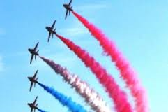 Clacton on Air Show Day