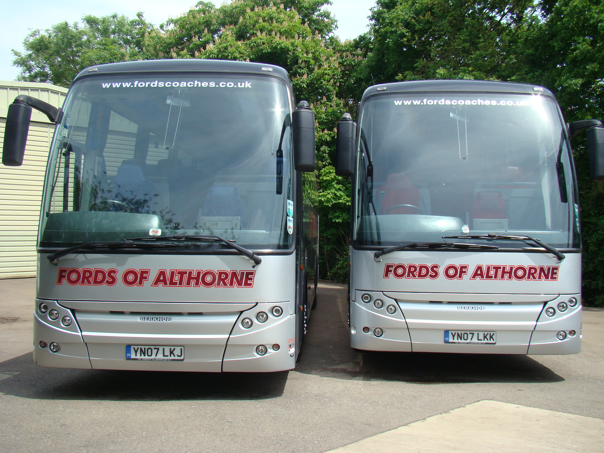 Coaches for Corporate Travel